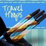 Travel Hula Hoops