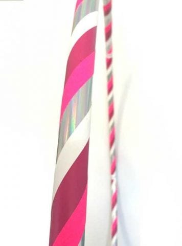 fluro-pink-hula-hoop