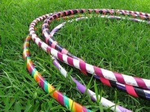 choosing the right hula hoop for you