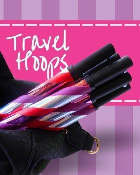 travel hoops