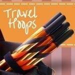 travel hula hoops