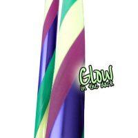 Glow FireFly Hula Hoop Adult Beginner Dance 95cm