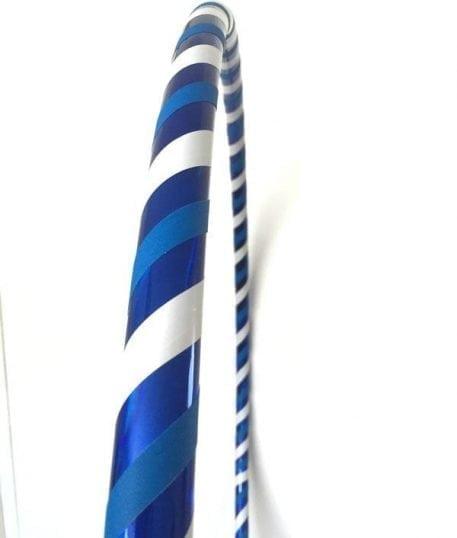 blue skies hula hoops