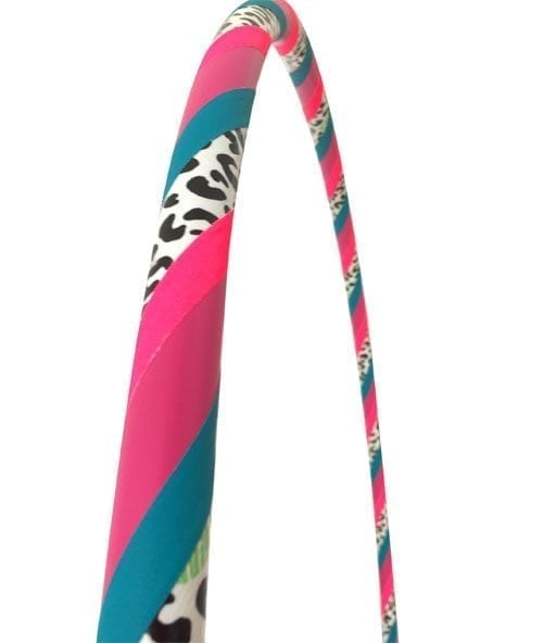 cheetah kiss hula hoop