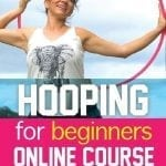 hula hooping course online classes, learn to hula hoop