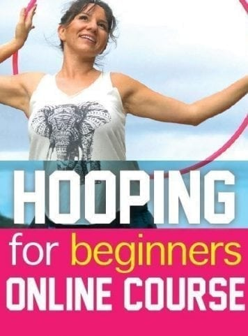 hula hooping course online classes