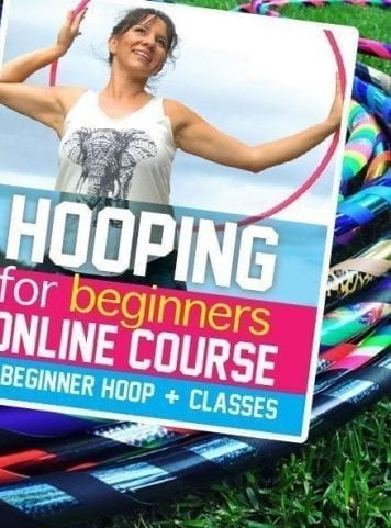 hula hooping online course beginners classes