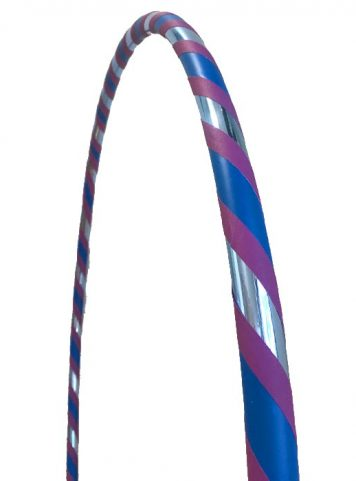Violet purple hula hoop