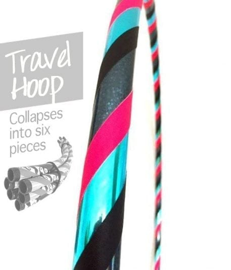 travel hula hoop