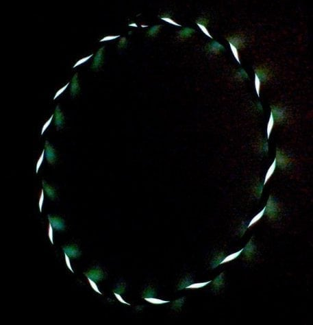 glow in the dark hula hoops
