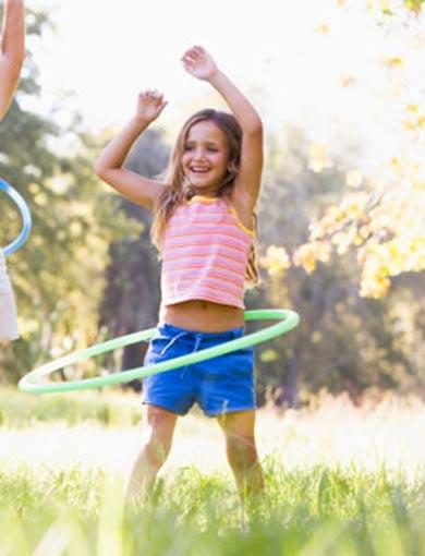 kids hula hoops