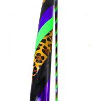 Leopard Love Beginner Dance Hula Hoops 95cm