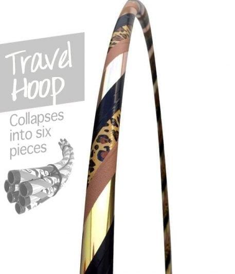 travel hula hoop