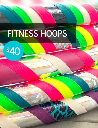 Fitness Hula hoops to buy australia