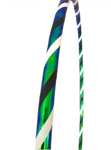 emerald hula hoop